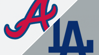 Follow live: Braves looking to close out Dodgers, advance to World Series