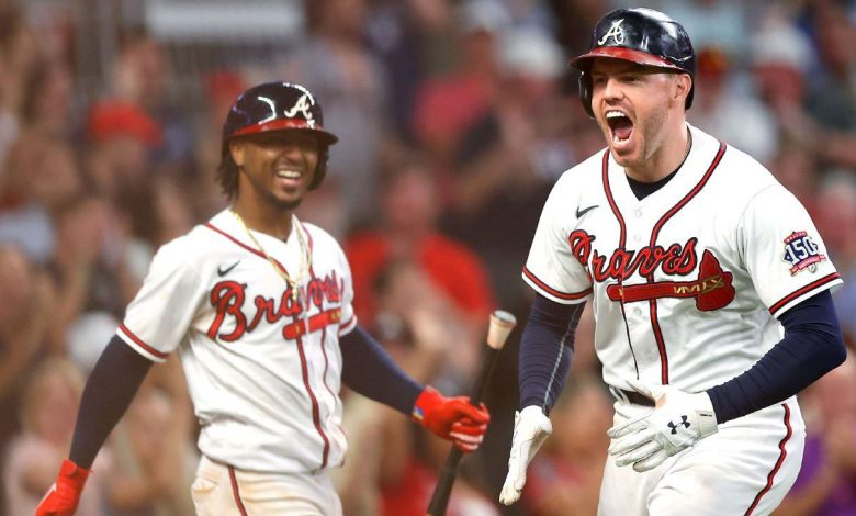 Freddie Freeman lifts Atlanta Braves over Milwaukee Brewers, into second straight NLCS