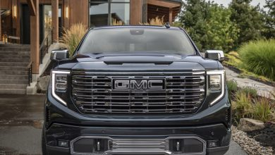 General Motors unveils new high-end GMC Sierra Denali and AT4X pickups