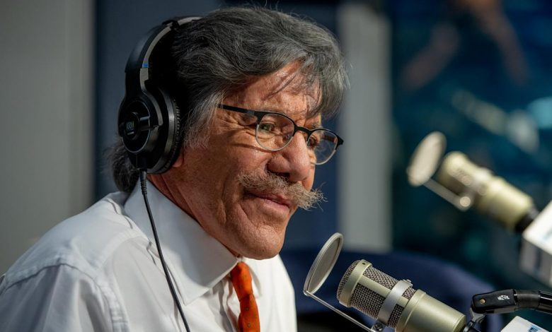 Geraldo Rivera calls out 'vaccinated d*** heads who urge the unvaccinated to fight for their freedom'