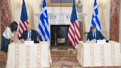Greece again agrees to expand US defense cooperation
