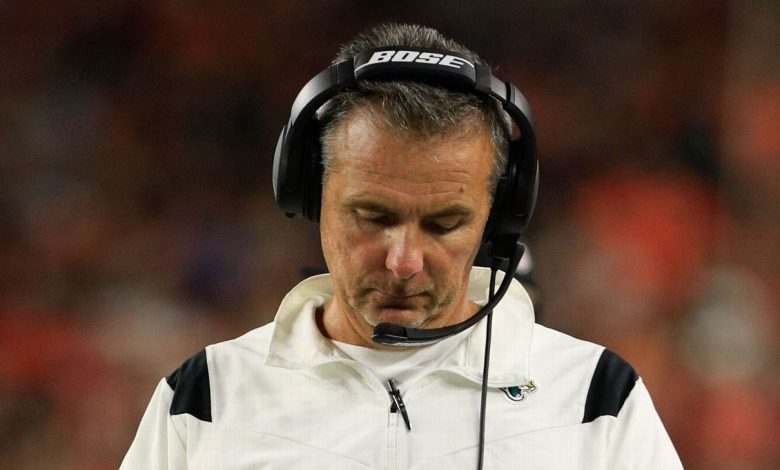 Jacksonville Jaguars owner Shad Khan -- Urban Meyer 'must regain our trust and respect' after 'inexcusable' conduct