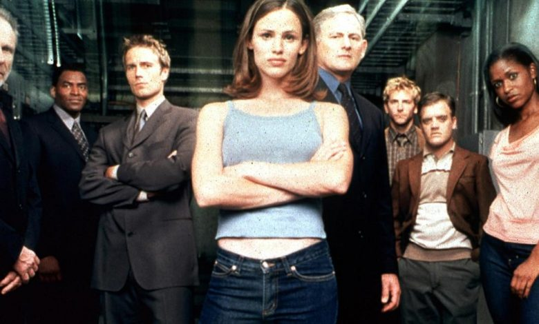 Jennifer Garner reunites with 'Alias' cast 20 years later — see the fun video!