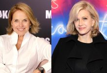 """Katie Couric details Diane Sawyer feud in book """"Going There"""""""