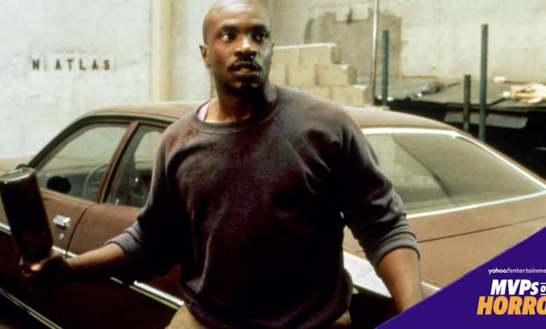 Keith David talks horror favorites 'The Thing,' 'They Live'
