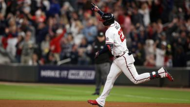 LCS Recaps: Riley's Rockets Propel Atlanta to Walkoff; Red Sox Have Grand Time (x2) in Game 2