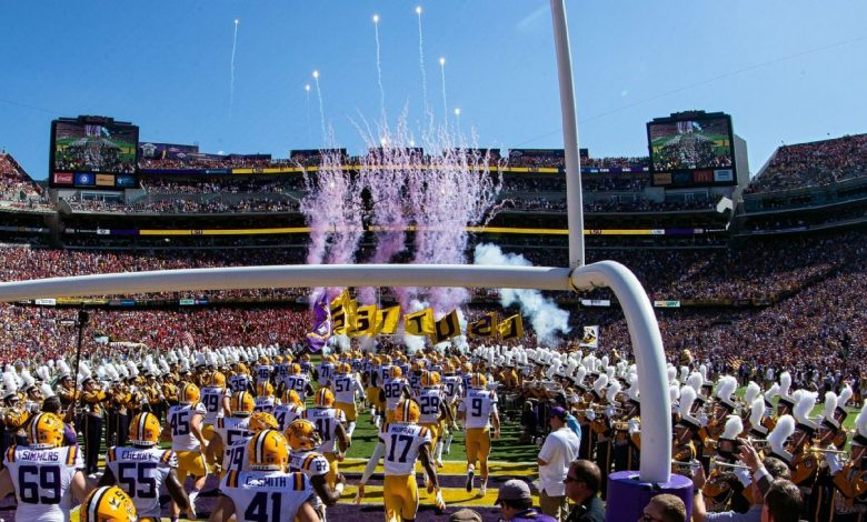 LSU removes COVID-19 protocols for fans at Tiger Stadium beginning with Oct. 16 game vs. Florida Gators