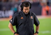 Miami Hurricanes AD Blake James on football coach Manny Diaz: 'Everyone's constantly being evaluated'