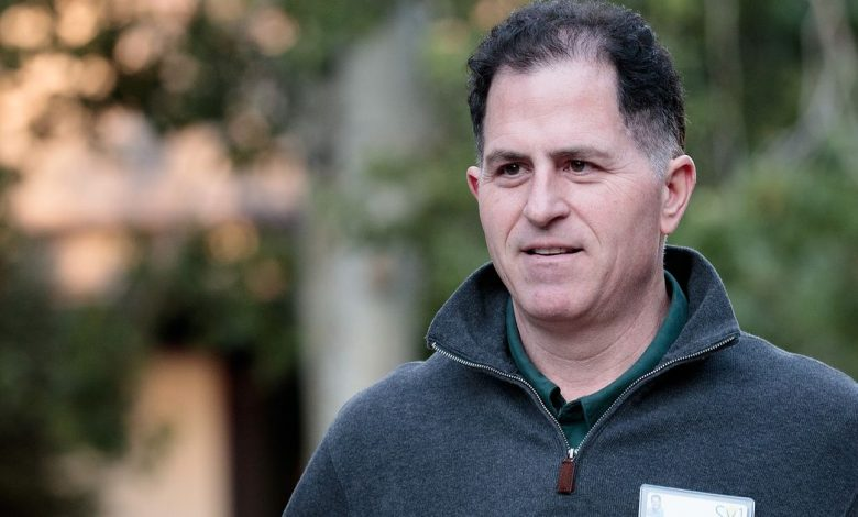 Michael Dell says the key to winning is being unafraid to take risks