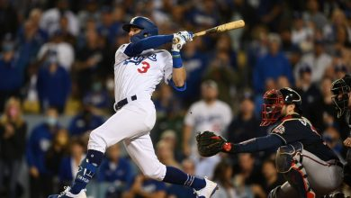 NLCS Game 5 Recap: Taylor Sews Up Win With Three-Homer Game