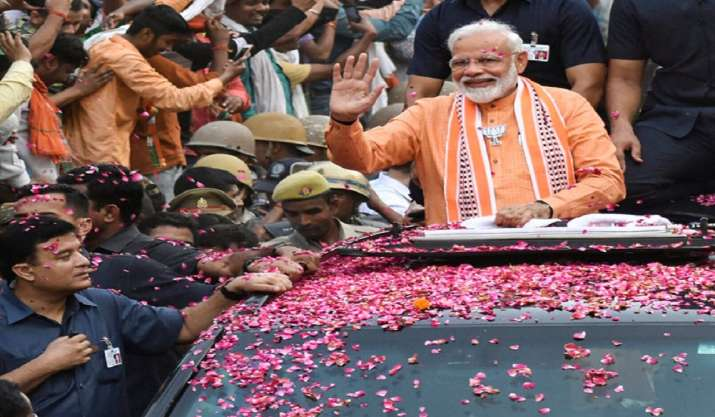PM Modi completes 20 years in public office: What Amit