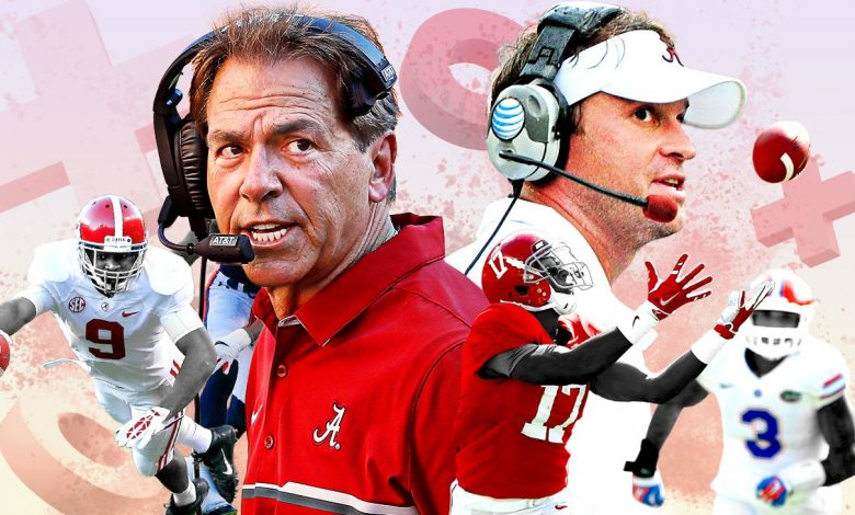 Nick Saban, Lane Kiffin and the year that changed Alabama football forever