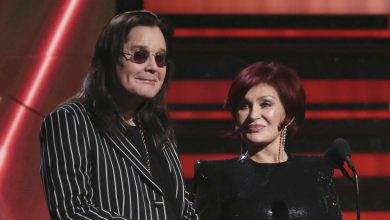 Ozzy and Sharon Osbourne Love Story Getting Feature Film at Sony Pictures (EXCLUSIVE)