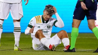 Portland Timbers tumbling, Red Bulls rising as playoff picture takes shape
