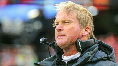 Problematic Jon Gruden emails may be 'more common' than thought, congressman says