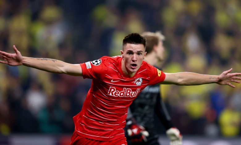 Real Madrid join Bayern, Liverpool, Man City in race for Sesko