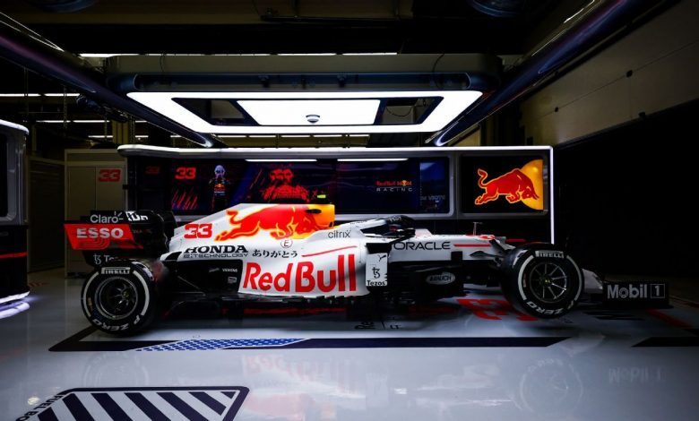 Red Bull to run one-off Honda tribute livery in Turkey