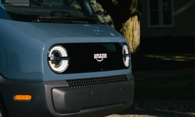 Rivian, electric vehicle maker backed by Amazon and Ford, files S1 IPO