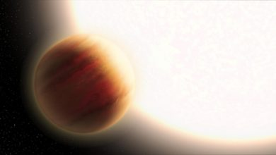 Scientists Measure the Atmosphere of a Planet in Another Solar System 340 Light-Years Away