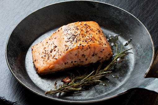 On Friday, the Centers for Disease Control and Prevention announced a food safety alert related to a salmonella outbreak linked to seafood.