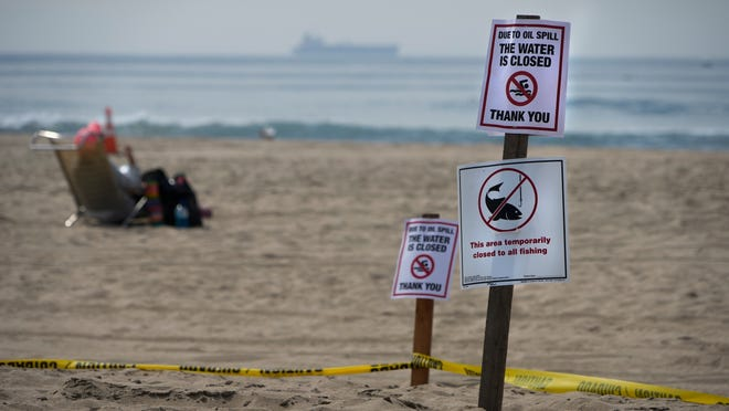 Southern California oil spill: Criminal, civil investigations underway