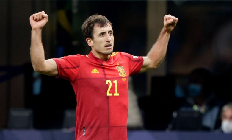 Spain didn't win Nations League, but they have a gem in Mikel Oyarzabal