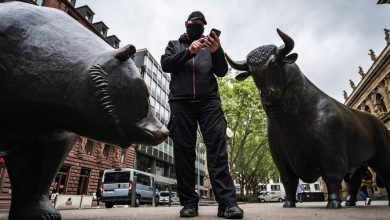 Stocks and crypto hold steady ahead of a mammoth weak of tech earnings
