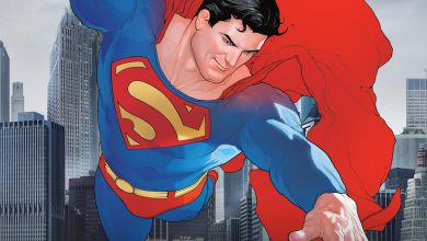 Superman swaps 'American way' motto for 'a better tomorrow'