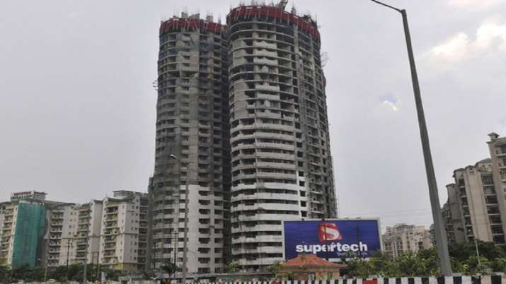 Supertech twin tower case, up government, supertech twin towers, Supertech, Supertech latest news, S