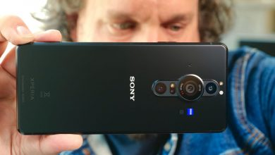 The $1,800 Sony Xperia Pro-I phone has a one-inch camera sensor and a dual-aperture