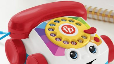 The Fisher-Price phone is now a real phone for adults because we're all broken inside