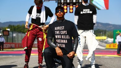The message behind the messages that Lewis Hamilton wants you to know