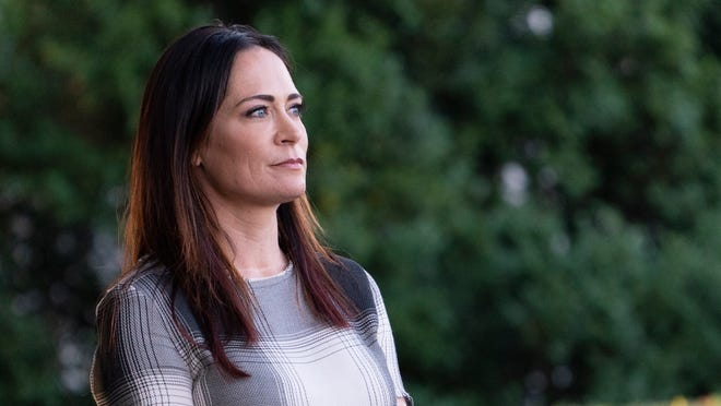 Trump 'will be about revenge' if reelected, Stephanie Grisham says