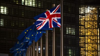 UK says time running out for solution in Brexit trade talks