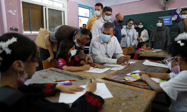 UN agency for Palestinian refugees has urgent budget crisis