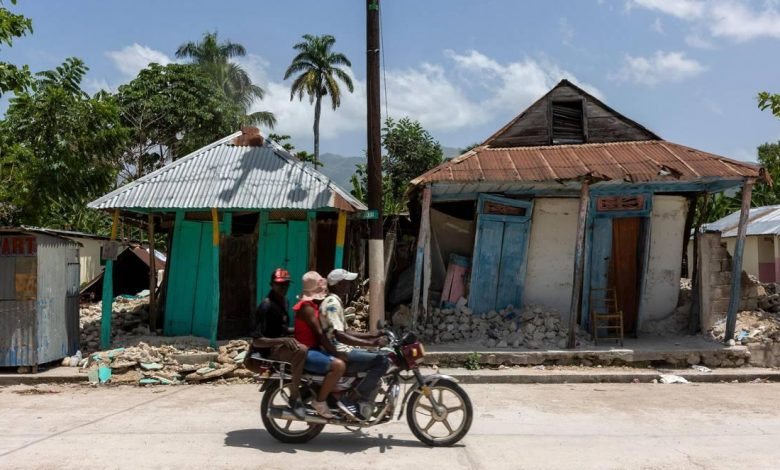United Nations Security Council presses for elections in Haiti