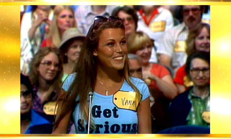 Vanna White did 'Price is Right' before 'Wheel of Fortune'
