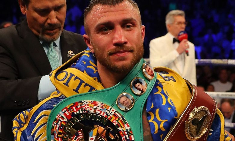 Vasiliy Lomachenko and Richard Commey land coveted time slot for Dec. 11 bout at Madison Square Garden, sources say