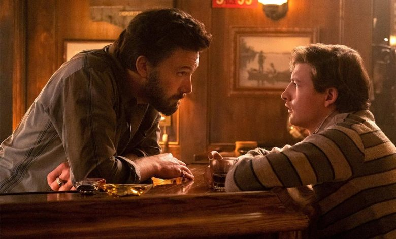 Watch Ben Affleck serve drinks and life lessons in George Clooney-directed The Tender Bar