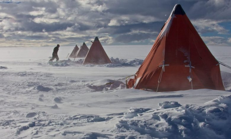 What 700-year-old Antarctic soot reveals about humans' environmental impact